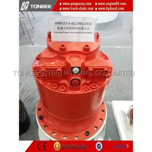 MS125 hydraulic motor, MS125 hyd piston motor