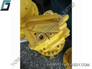 KOMATSU PC120-6 swing motor assy PC120-6 swing device