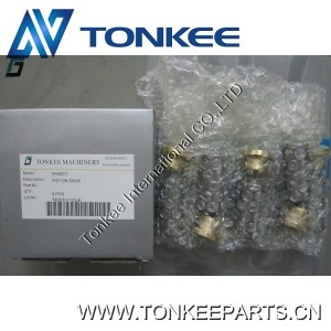 TONKEE BRAND hydraulic spare parts cylinder block valve plate