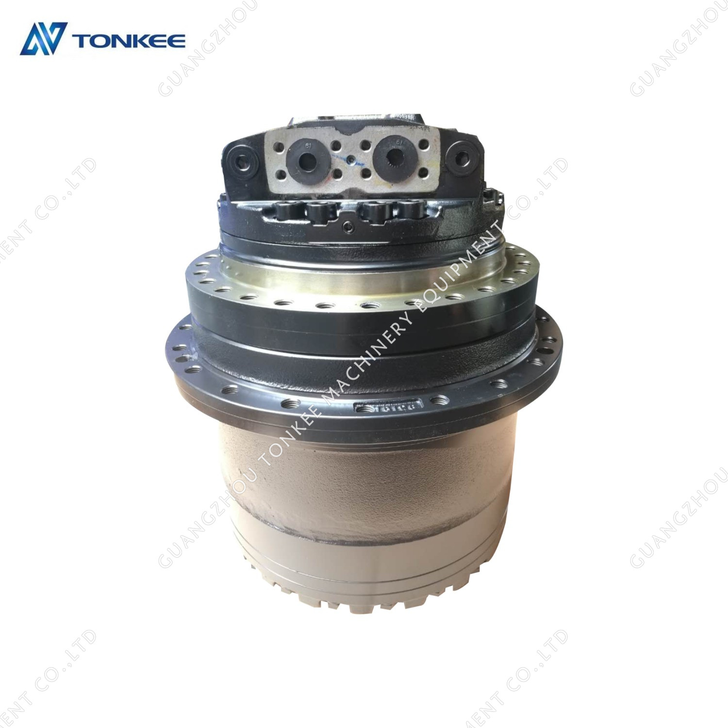 67684001 final drive group R160LC R160 travel motor assy for HYUNDAI excavator, genuine new DOOSAN