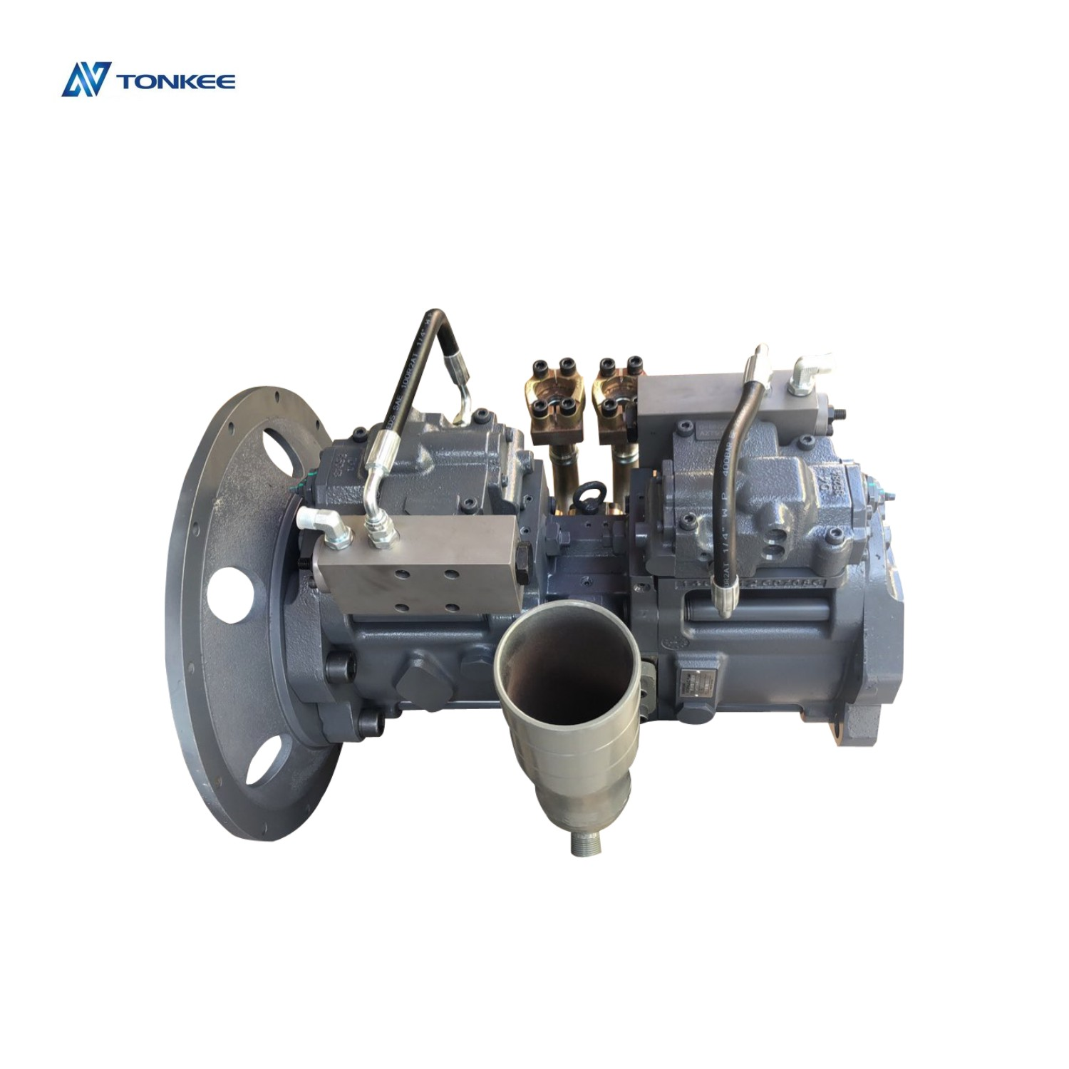 708-2L-00300 hydraulic main pump K3V112DT convert to PC200-7 hydraulic pump replace HPV95 modified piston pump for KOMATSU