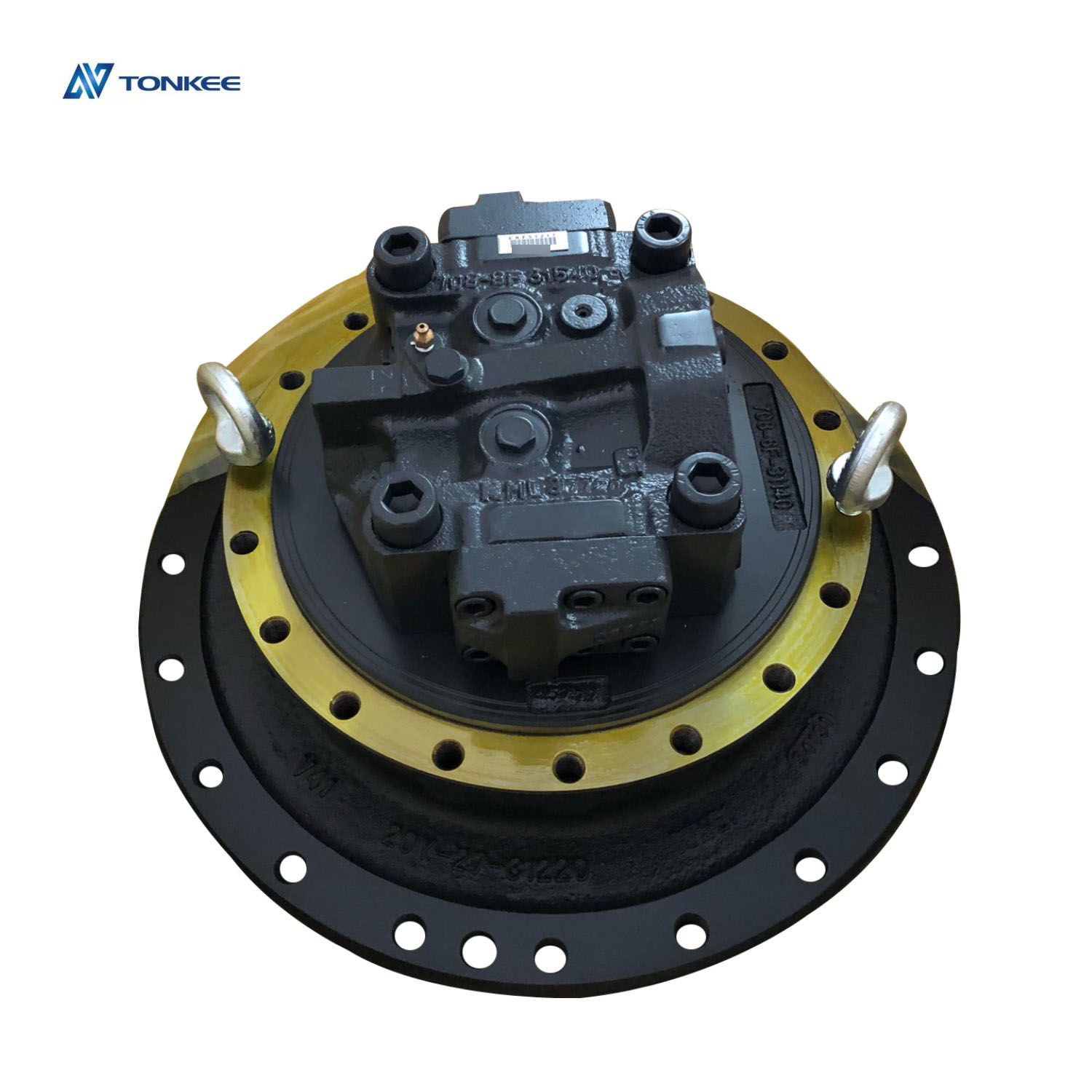 NEW 708-8F-31540 708-8F-31140 final drive group PC200-7 PC200-8 travel motor assy excavator hydraulic travel device