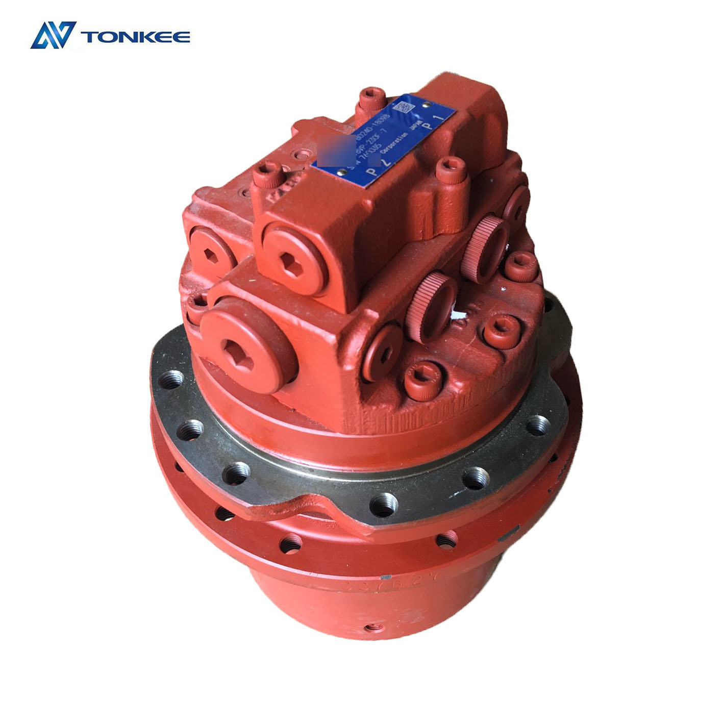 SK27 SK27SR-3 final drive KYB MAG18VP MAG-18VP-230F travel motor Assy for KOBELCO excavator