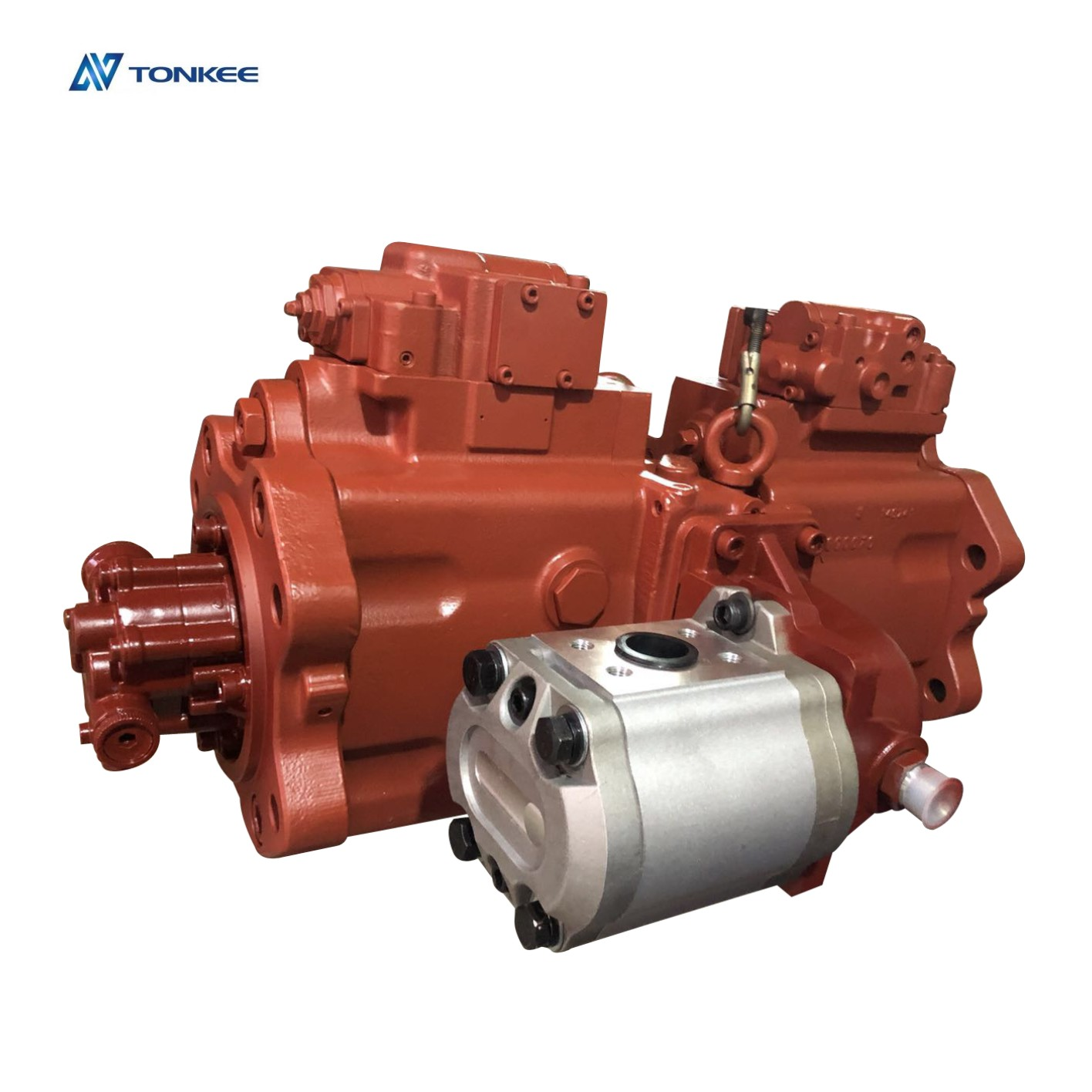 K3V180DTP piston pump 3228733 converted hydraulic pump parts replace A8VO200 E336D 336D main pump
