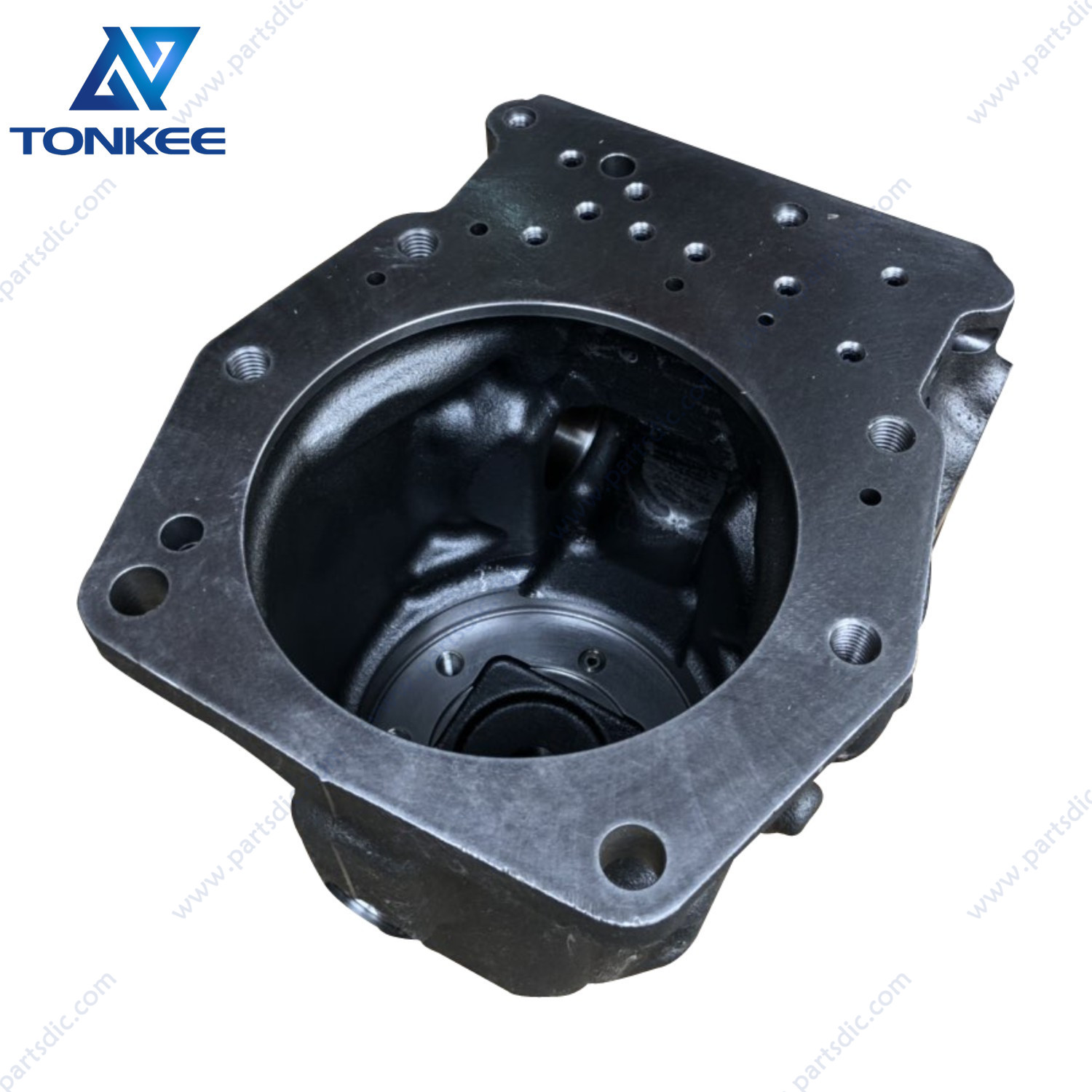 genuine new PC200-7 PC230-7 PC220LC-7 excavator main pump case rear 708-2L-06211 708-2L-31160 708-2L-06740 hydraulic pump case rear