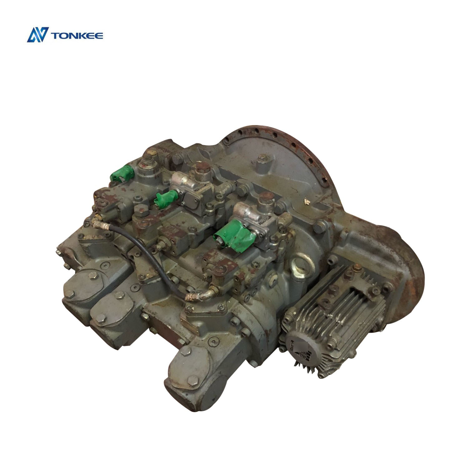HITACHI genuine used 4723104 YB60000335 HPV118JX-23C hydraulic main pump excavator ZH200-A ZH200LC-A HPV118JX hydraulic pump device