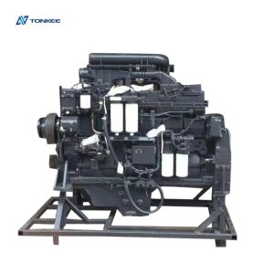 NEW 389 kW 522 HP genuine SAA6D170E-3 6D107-3 QSK23-C complete engine assy excavator EX1200 PC1250SP-8 PC1250-7 loader WA600-3 Engine assy