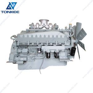 NEW 9237308 S12A2 S12A2-Y1TAA1 S12A2-PTAdiesel engine assy Shovel excavatorEX1900 EX1900-5complete diesel engine assy suitable forHITACHI