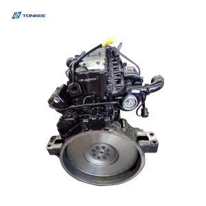 NEW QSB6.7 260hp 194kWnew diesel engine assy excavatorPC200-8engine assyPC210-8 SAA6D107E-1complete engine assembly