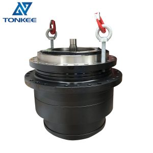 brand new construction machinery replacement parts K1003134 K1003131 170401-00014 401-00331B 170401-00027 final drive gearbox without hydraulic motor DX340LC DX350LC SOLAR 340LC-V 340LC-7 DH300-7 R375 hydraulic crawler excavator travel gearbox device suitable for DOOSAN HYUNDAI