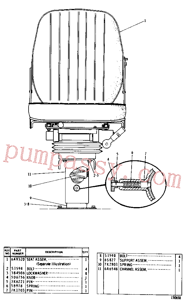CAT 1D-4716 for 769B Truck(OHT) cab, gauges and accessories 6A-9313 Assembly