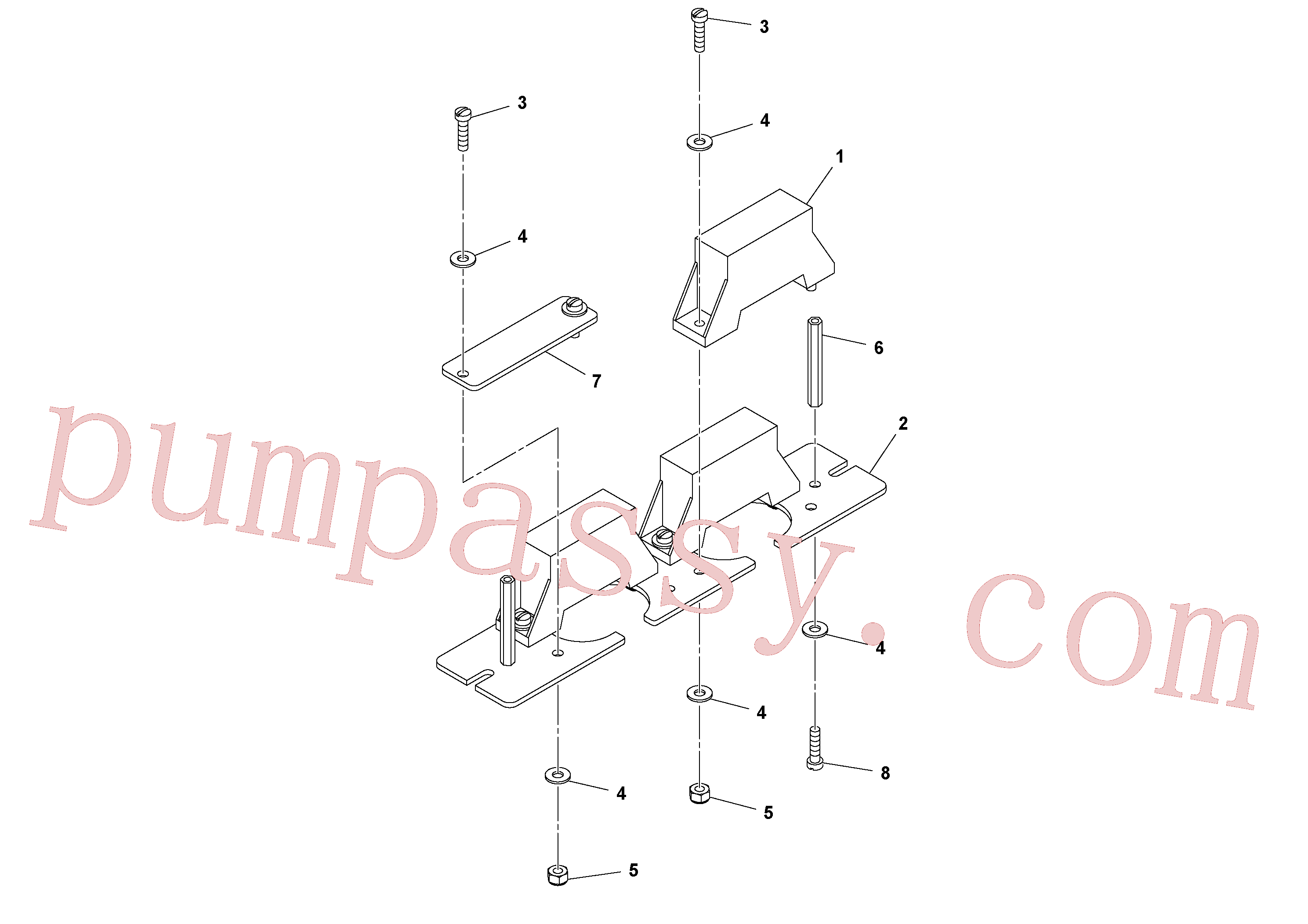 RM95922134 for Volvo Fuse Block Assembly(1037309 assembly)
